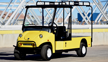 Columbia Summit Utilitruck SU5 utility vehicle - electric NEV
