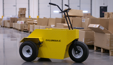 Columbia Chariot electric industrial warehouse vehicle