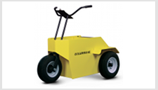 Columbia Chariot - industrial warehouse personnel carrier vehicle
