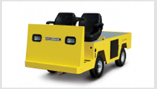 Columbia Payloader - industrial warehouse vehicle