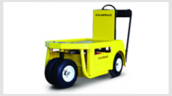 Columbia Stockchaser IS12 electric industrial warehouse burden carrier