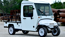 Columbia Summit Utility Vehicle - electric zero emission utility vehicle
