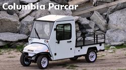 Columbia Parcar vehicles