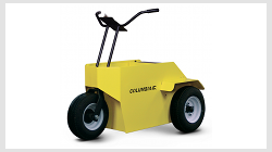Columbia Chariot electric industrial warehouse personnel carrier