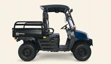 Cushman Hauler XD 4X4 diesel utility vehicle