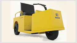 Cushman Minute Miser electric industrial warehouse vehicle