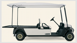 Cushman Shuttle 2 off-highway passenger cart