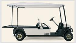 Cushman Shuttle 2 off-highway passenger cart