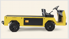 Cushman Titan - industrial warehouse vehicle