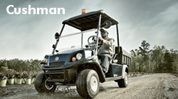 Cushman vehicles