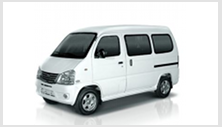Vantage Vehicles passenger shuttle van - Premium Vango with windows