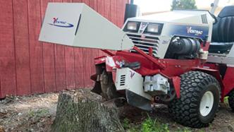 Cushman Rents Ventrac Tractor Attachments