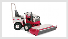 Ventrac 4500 with rough cut attachment. Click image for details.