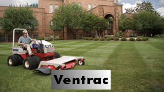Ventrac side discharge mower