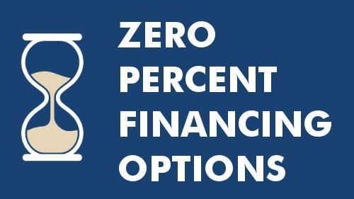 Ventrac zero percent financing options