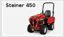 Steiner 450 Compact Tractor