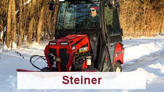 image of steiner tractor - link to to steiner tractor page