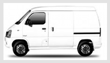 Vantage VanGO gas powered low speed utility van. Click image for details.