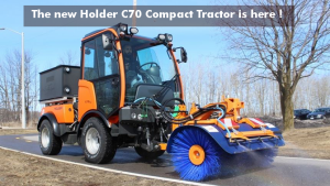 Cushman Motors has the new Holder C70 in stock. Click the image for more details.