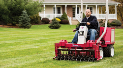 Ventrac aerators and aera-vators