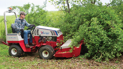 Ventrac brush cutter