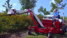Ventrac Boom Mower - click for specs