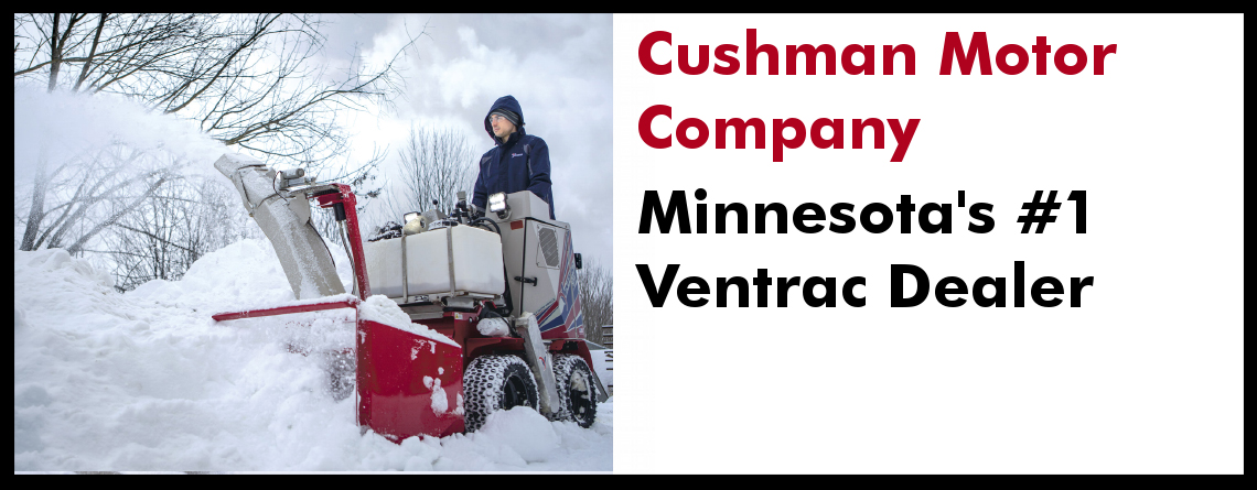 Fall 2020 – Ventrac Mounted Snow Blower 2